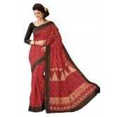 beatiful-printed-saree-in-red-color-from-muhenera-6006
