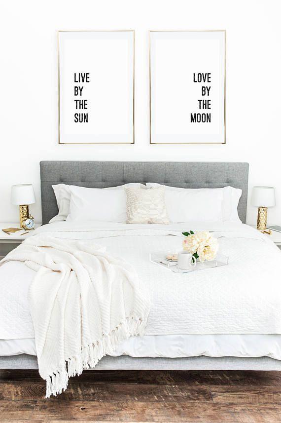 Bedroom Print Bedroom Wall Art Printable Art Bedroom