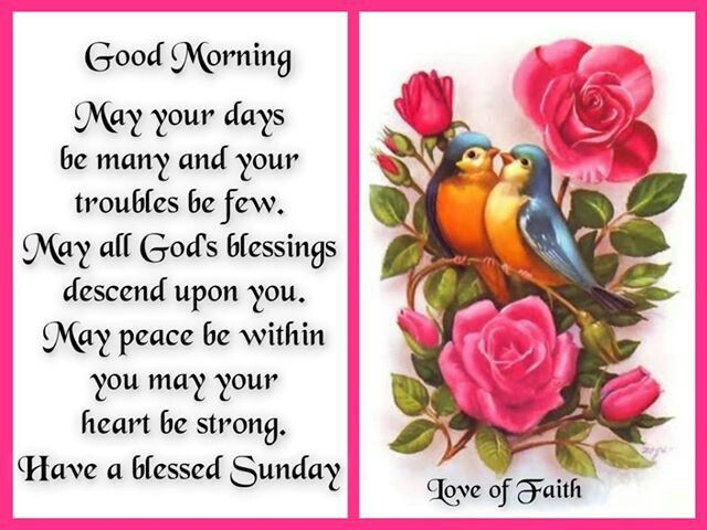 M What Lovely Words For My Love Of Faith I Thank You