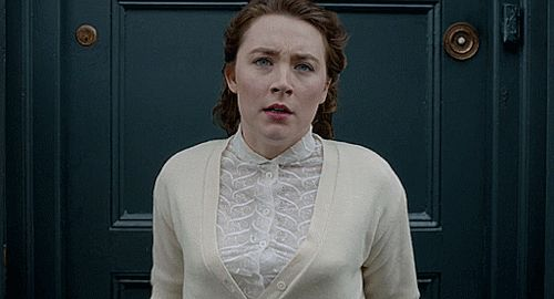 """-982 """"Brooklyn""""  This movie is adorable and so the cast: Saoirse Ronan (Grand Budapest Hotel,Hanna…). Emory Cohen,  Domhnall Gleeson (Anna Karenina, Ex Machina, About time…),  Jim Broadbent ( Bridget Jones's, The legend of Tarzan, Harry Potter…) So lovely and full of romance.   Director: John Crowley.                        ★★★★✩"""