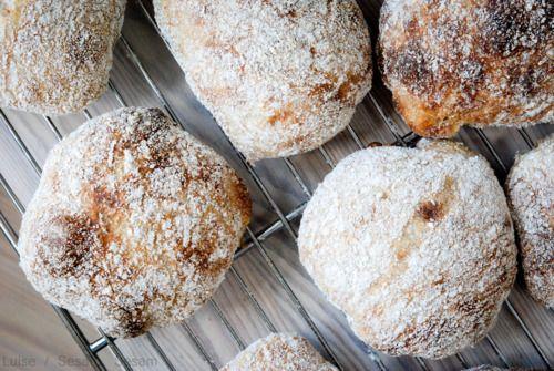 Gulerodsboller a la Emmerys — Sesam, Sesam