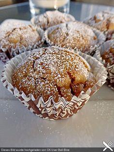 Apfel - Zimt - Muffins