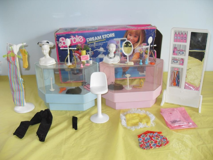Barbie Quot Dream Store Quot 1982 Barbie Store Is One