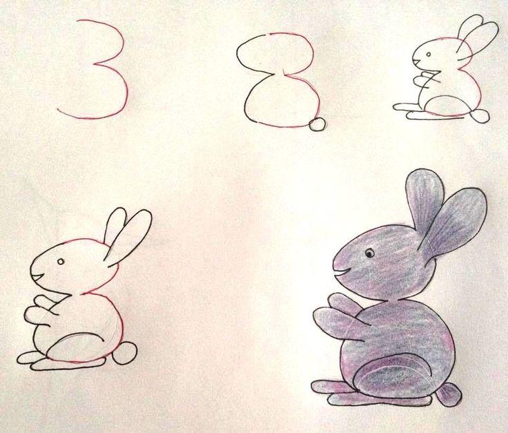 3 ( et 8) c'est le lapin