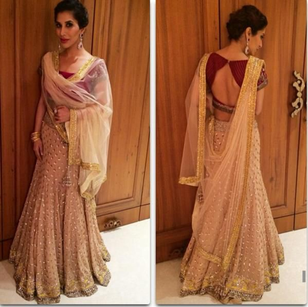 Get d look- Sophie Choudry looks marvelous in Manish Malhotra | Fashion Mate