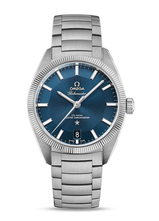 Часы Omega 130.30.39.21.03.001 Seamaster Co-Axial Master Chronometer 39 mm