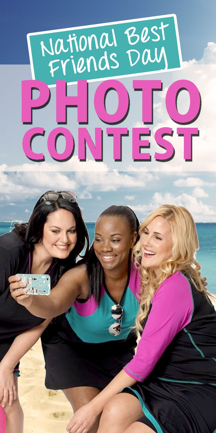 It's national best friends day! Snap a shot of you and your best friend - tell us why you love them and tag hydrochic on Facebook, Pinterest or Instagram for your chance to win a $50 gift card to HydroChic for both you and your bestie. Be sure to add  #HydroChicBesties for your chance to win. Contest is open Internationally! Good Luck! Contest ends June 15th!
