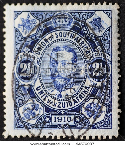 Old South African stamps
