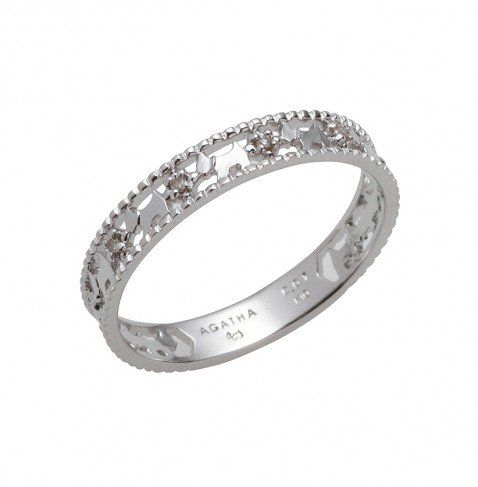 DIAM - White gold From the NEW MiNi Joaillerie Beauté Special Collection
