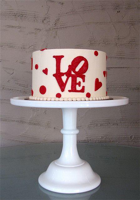 Valentine's Day Cake!