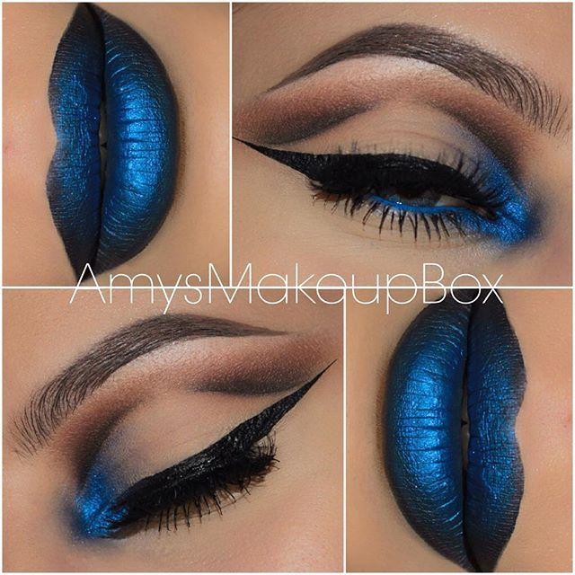 Instagram photo by @ amysmakeupbox #cosmetics #makeup #eye #lip