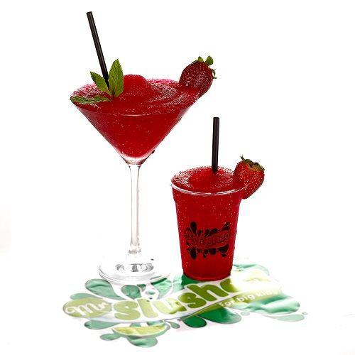 Strawberry Daiquiri Slush