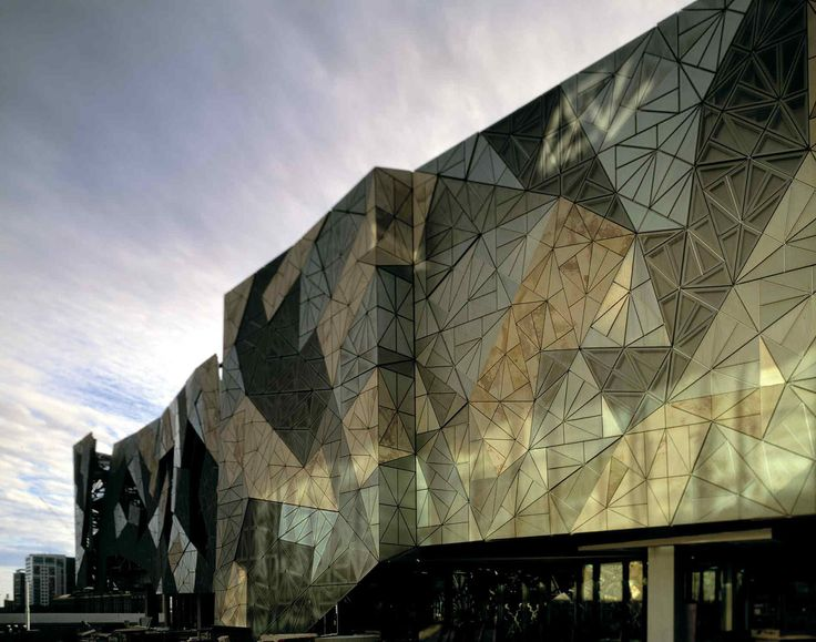 Australian Centre for the Moving Image Federation Square / Bates Smart
