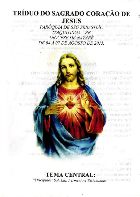 Blog do Oge: RELIGIÃO: A Paróquia de São Sebastião em Itaquitin...