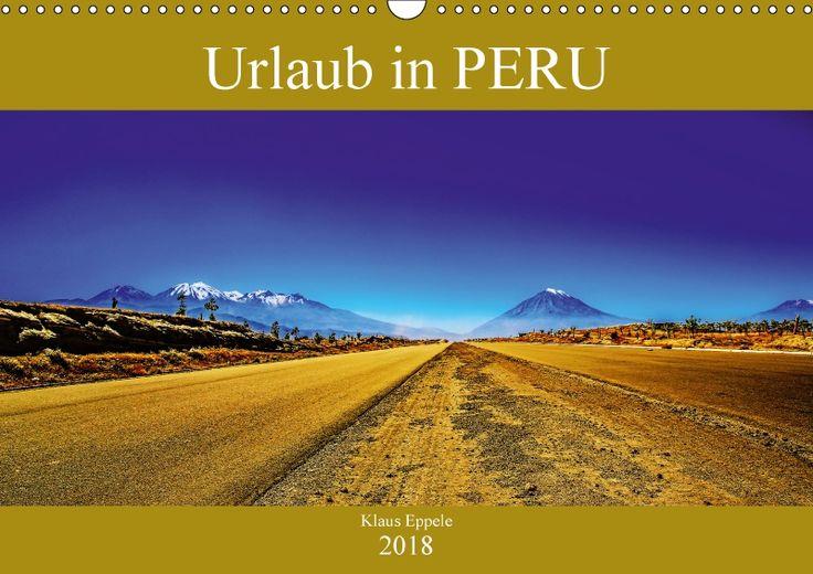 Urlaub in Peru - CALVENDO