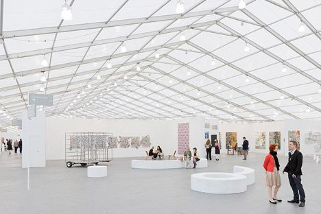 Frieze Art Fair NYC by SO-IL