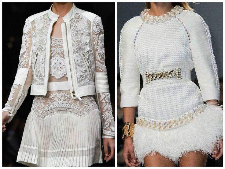 Белый это цвет, который требует к себе особого уважения, маленькая ошибка и ваш стильный образ может стать вовсе не стильным. Хотите не ош...