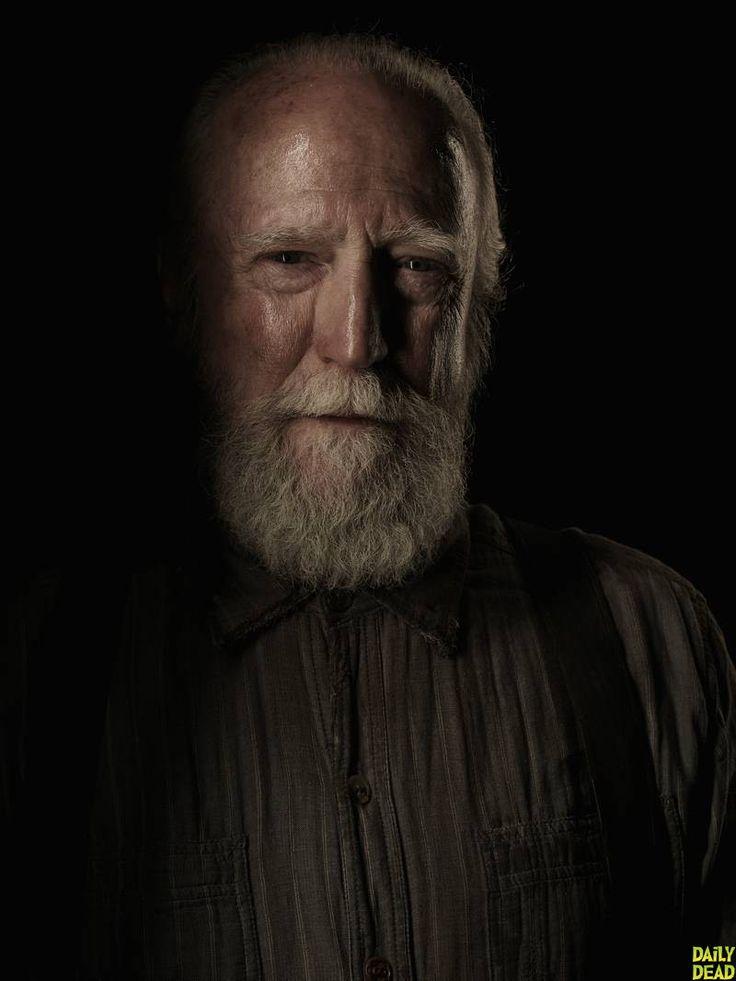 The Walking Dead, Hershel