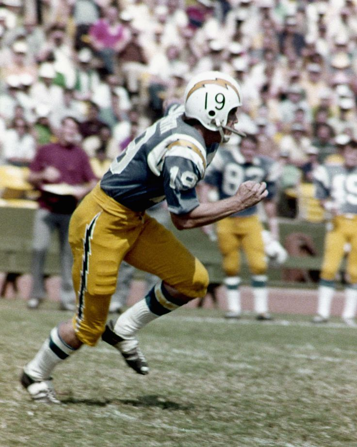 Lance Alworth Where Are They Now | Uni Watch Power Rankings: NFL edition