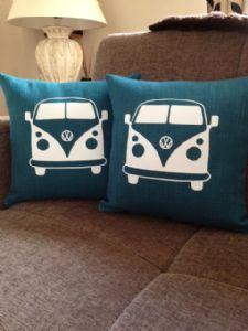 VW Campervan Cushions