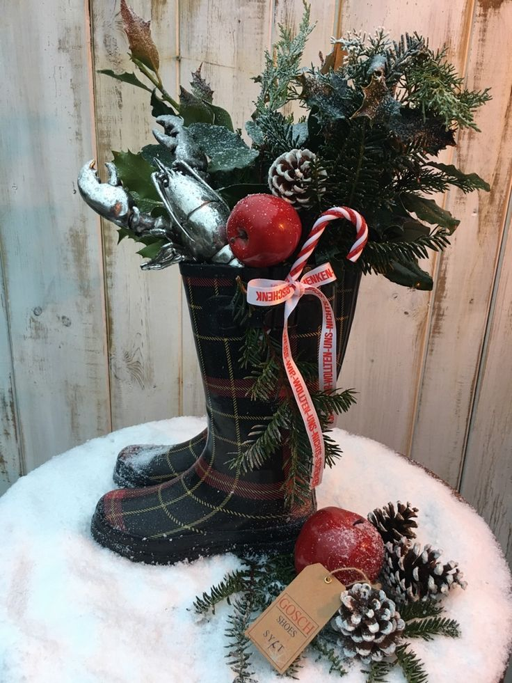 GOSCH SHOES wünscht frohe Weihnachtstage! #sylt #gummistiefel #weihnachten #schuhe #advent