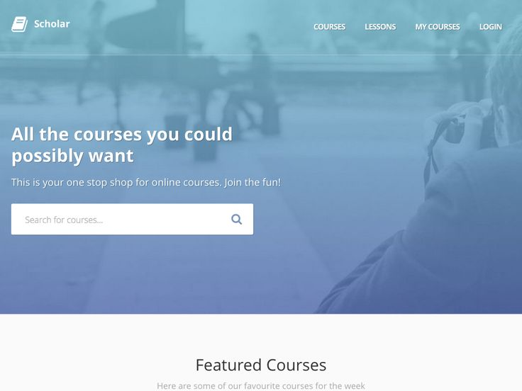 Scholar is a Canvas child theme for online learning portals. Integration with Sensei and several Sensei extensions gives you the perfect platform to set up and start educating your users!