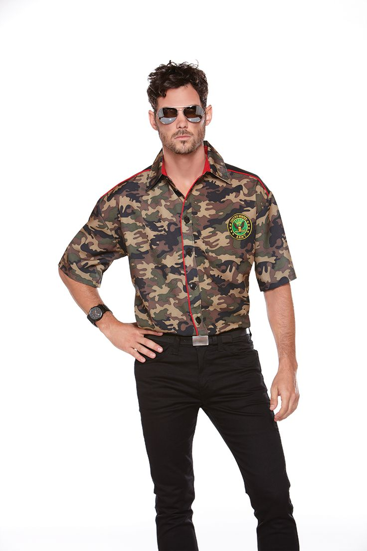 Halloween Wholesalers Only In The Army Mens Shirt XL XXL #affordablebookdeals #qualitycds #affordabledvds #usedbooksworld #affordabelbooksonline #adleinternational