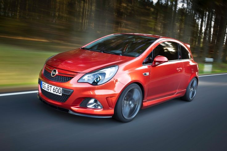 Opel Corsa OPC Nürburgring Edition on its way to Williams Hunt in South Africa late October this year.