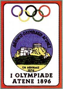 Athens Greece 1896 olympics