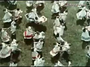 Bund Deutscher Mädel Tanzen.