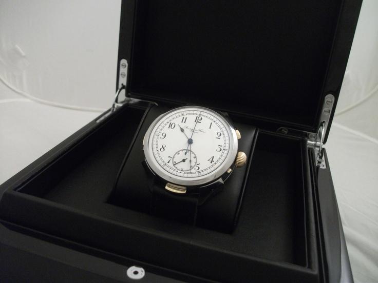 Audemars Quarter Repeater - Chronograph ...