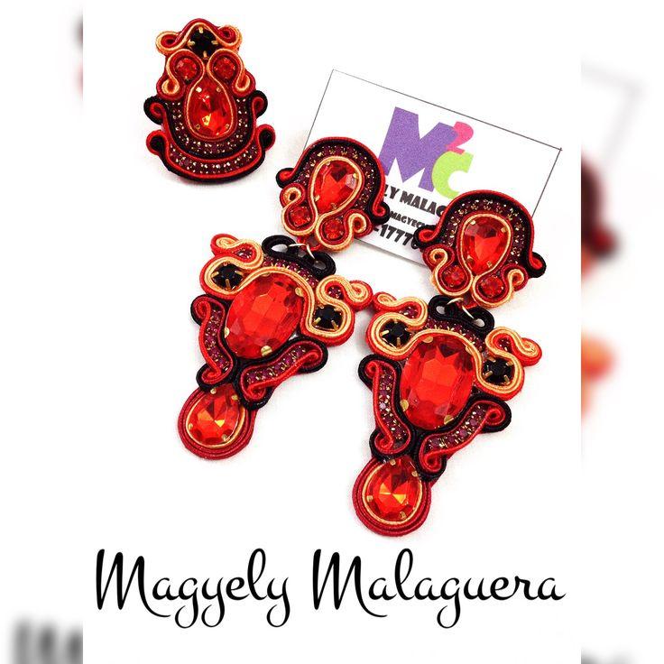 •••Accesorios M2C••• Soutache Venezuela +584149565090 Envíos Internacionales y Ventas al Mayor!
