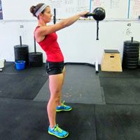 A Quick and Sweaty CrossFit-Inspired Workout - Health News and Views - Health.com