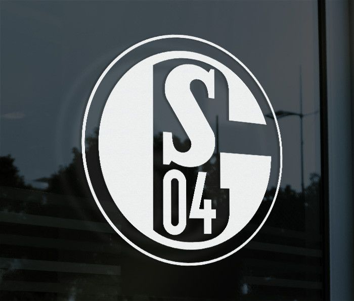 Schalke 04 Germany Decal Sticker