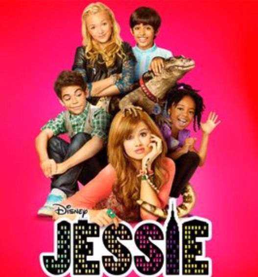 Skai and the cast rock Jessie and their new tv series Bunk'd