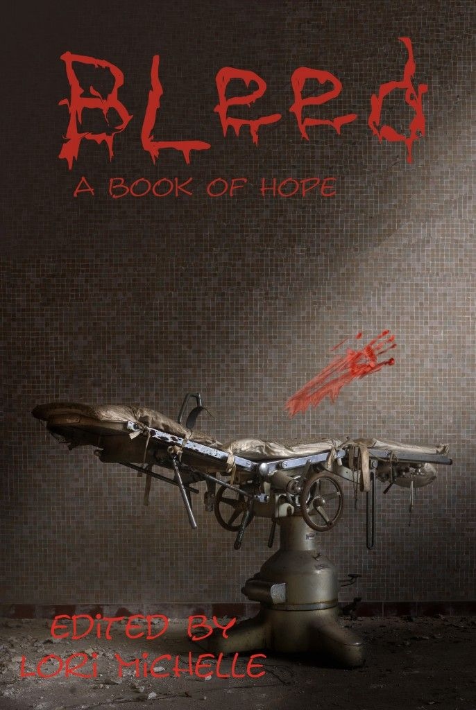 My Lovecraftian short story, The Lucky Mouth, was first published in Anthology of Ichor III, and later reprinted in BLEED anthology
