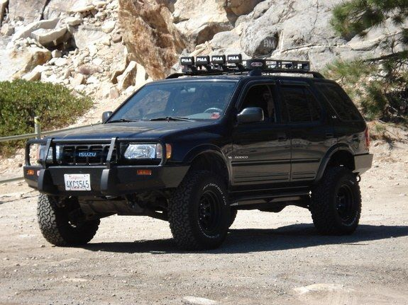 Check Out Aznguy4o8 2000 Isuzu Rodeo In San Jose Ca For Ride Specification Modification Info And Photos And Follow Aznguy4o8 Rodeo Honda Passport Isuzu D Max