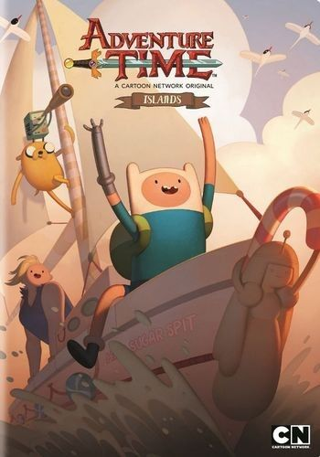 Adventure Time: Islands. Ties into the huge Adventure Time: Islands television event, the mini-series airing on Cartoon Network this winter where Finn meets other humans and an important member of his family for the first time. Junior DVD. 2/14/17