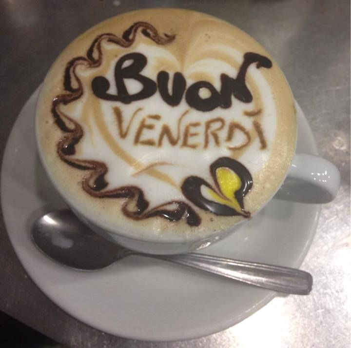 Buon Venerdi!