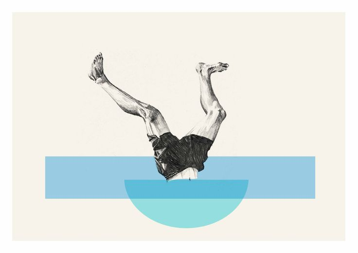 Diver - Lindsay Lombard