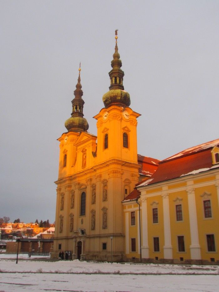 bazilika Velehrad, Czech Republic