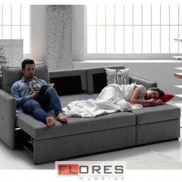 Sofá cama Jero extraíble