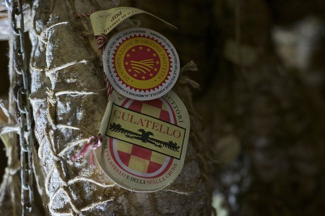 Tasty Tales from the Italian Ham Highway: Antica Corte Pallavicina