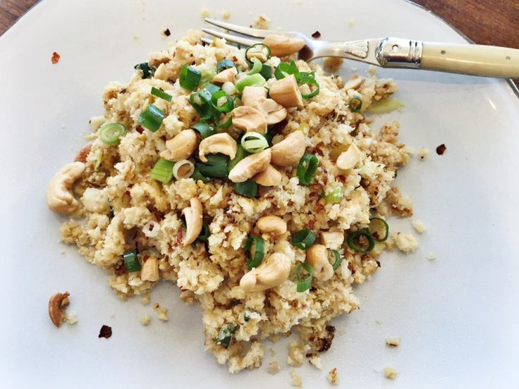 I love fried rice. When I go to Thailand, it is my favorite thing! So I decided to create a healthy version. I've spent quite a bit of time there in recent years, and one of the things I love…