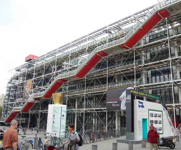 Centre national d'art et de culture Georges-Pompidou, Paris