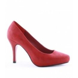 Kate Appleby GLANTON Red Court Shoe