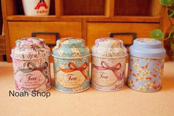 Хранение чая