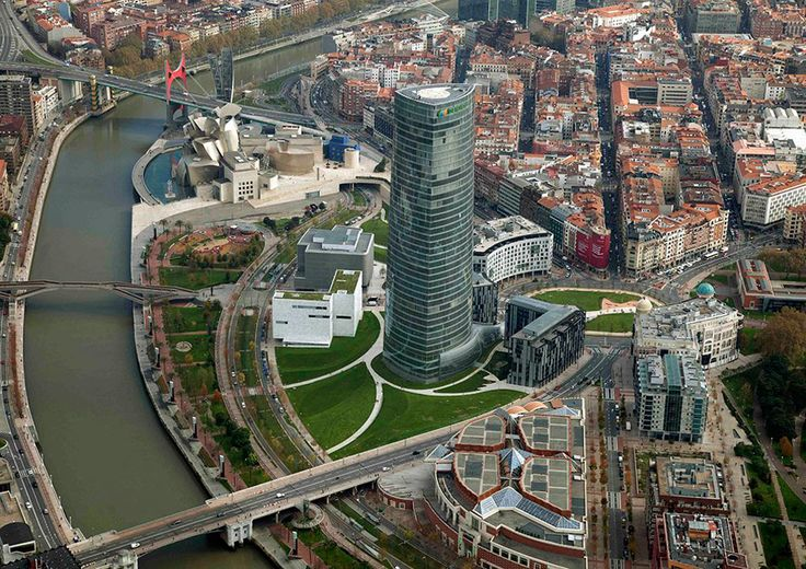 17 best images about bilbao architecture on pinterest for Modernisme architecture definition