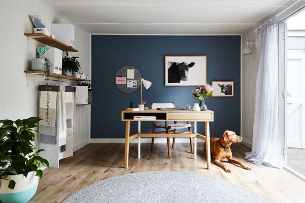 How to style a home office for less than $500