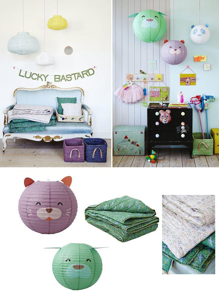 rice barnrum lampa hund katt tacke filt quilt collage.jpg 750 × 1050 pixlar